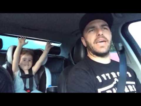 Xxx Mp4 Let It Go REMIX Dad And Daughter Duet In The Car 3gp Sex