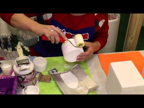 Aprenda a fazer um bolo falso imitando Pasta Americana. Só Isopor mariareceita .br