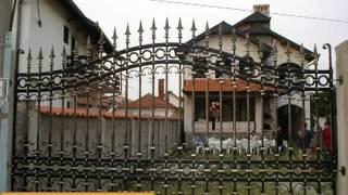Kovano gvožđe Ferro Batutto Ograde