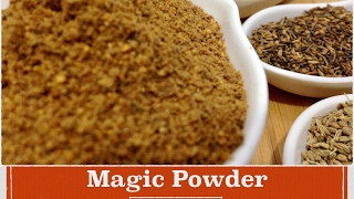 Magic Powder | Helps in Weight loss | Cure BP, Arthritis, Constipation,Thyroid & many more diseases