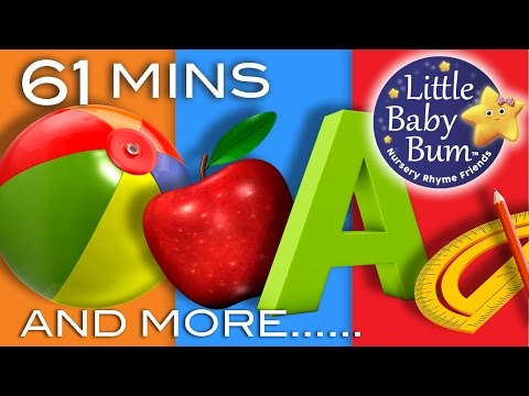 Learning Songs ABCs Colors 123s Growing up And More Preschool Songs From LittleBabyBum