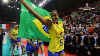FIVB - World Grand Prix Finals: Highlights reel