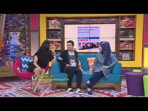 RUMPI - Indra Bekti Nangis Dibilang Gay 03/02/16 Part 2/5