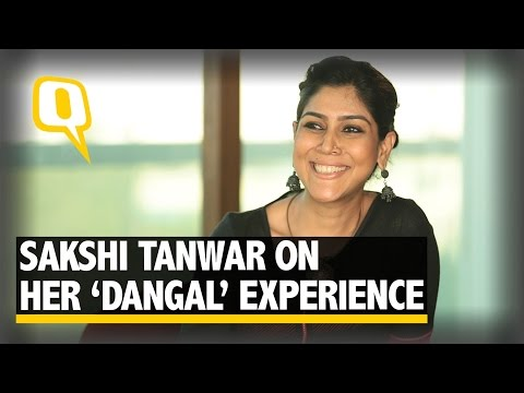 The Quint: Sakshi Tanwar On Her 'Dangal' Experience & Working With Aamir Khan
