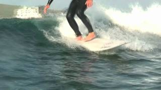 How to Surf - Stall & Trim