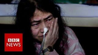 Irom Sharmila: World