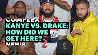 Kanye vs. Drake: How Did We Get Here?