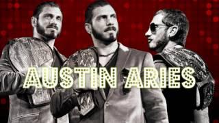 Austin Aries 1st Custom WWE Titantron and Theme