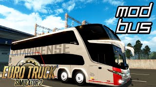 Euro Truck 2: Ônibus de 2 andares (Parte 94)