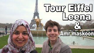 برج ايفل - لينا و عمرو مسكون | برنامج ايتالينا