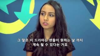 닥터후에 대한 10대들 반응 자막