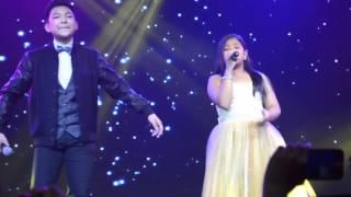 FLASHLIGHT- Darren and Elha duet- D'RoadTour Pampanga (10-10-2015)