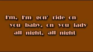Ride by Chase Rice {Dirty} [Lyric Video]