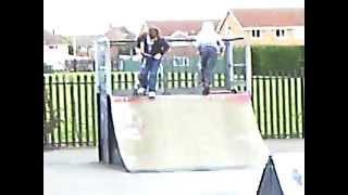 estham skatepark scooter