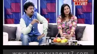 Breakfast Odisha with Dipti Rekha Padhi (Odia singer and actress)