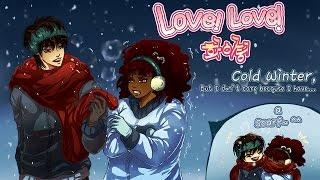 Love! Love! Fighting! Wallpaper
