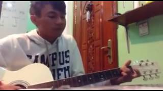 Punler play guitar