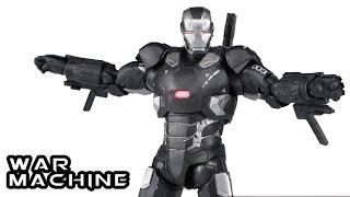 Marvel Legends WAR MACHINE Civil War Figure Review