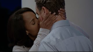 Olivia and Fitz Make Up - Scandal
