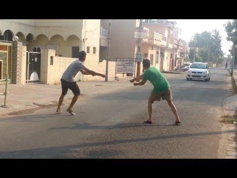 Invisible Rope Prank by Crazzy Munks INDIA.