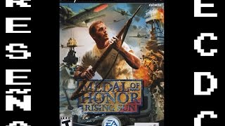 Medal of Honor Rising Sun (Reseña Playstation 2)