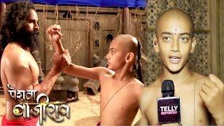 Bajirao Starts Trainining With Balaji | Interview of Rudra Soni | Peshwa Bajirao Sony TV