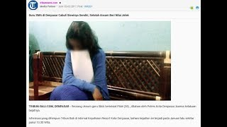 viral rekaman pembicaran guru dan murid yang cabuli siswinya