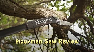 Hooyman Extendable Saw Review