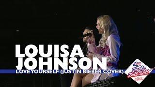 Louisa Johnson - 'Love Yourself' (Live At Capital's Jingle Bell Ball 2016 - Saturday)
