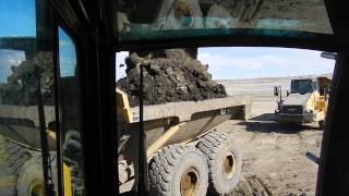 Cat 385C L- Playing Front Shovel 2013 Edition!
