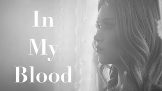 Shawn Mendes - In My Blood (Megan Nicole Cover)