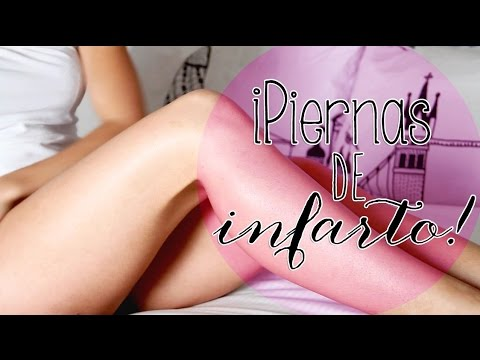 ¡PIERNAS SUAVES Y PERFECTAS Soft and perfect legs ツ✿ por Lau
