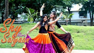 Shy Mora Saiyaan | Meet Bros ft. Monali Thakur | Manjul Khattar | Dance Cover | Bollywood Navratri