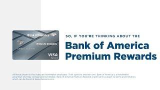 Bank of America Premium Rewards Review