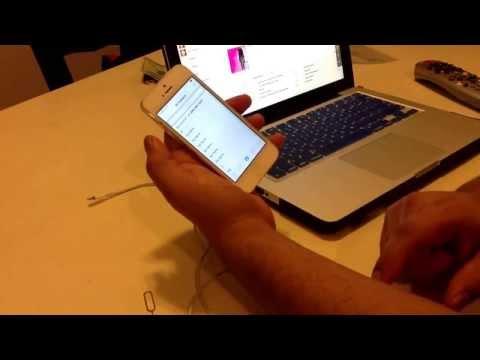 Desbloqueo iCloud iphone 5