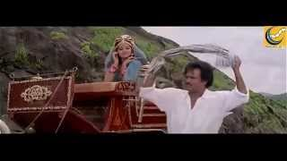 Superstar Rajinikanth & Meena in Irukki Anachu Oru Umma Tharum Comedy Scenes - Muthu Tamil Movie