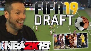 NBA 2K19 FIFA Draft