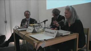 Heidegger's Black Notebooks : A Panel Discussion with Peter Trawny and Babette Babich