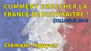 Colloque 2016 du Cercle Aristote - Clément Nguyen