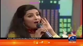 A Tribeute to Late ji & Kishore Kumar ji BY Saira Tahir & Asad Kishore with Comedy Clips