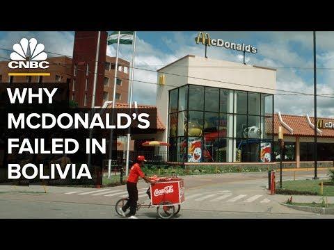 Xxx Mp4 Why McDonald S Failed In Bolivia 3gp Sex