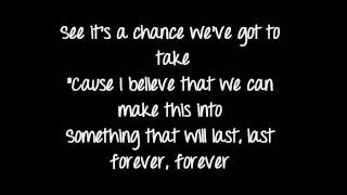 David Archuleta- Crush Lyrics