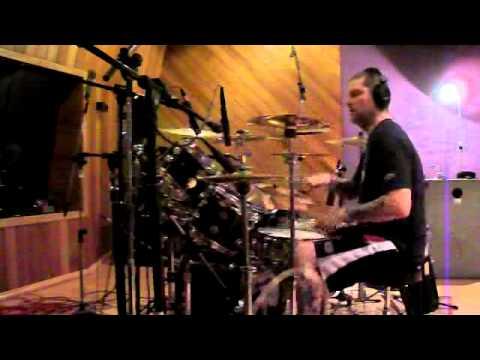 Making of gravação da bateria do próximo NITROMINDS/2011