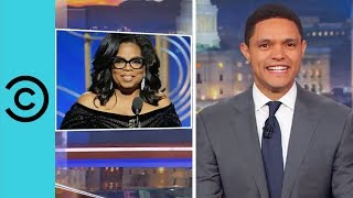 Oprah Winfrey For President | The Daily Show