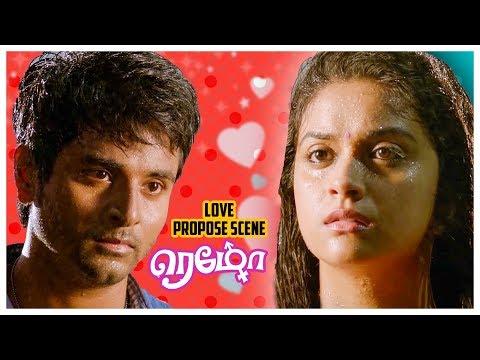 Xxx Mp4 Remo Love Propose Scene Sivakarthikeyan Keerthy Suresh Anirudh Ravichander 3gp Sex
