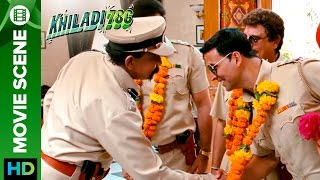 When two police forces meet | Khiladi 786