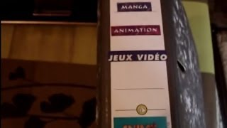 ARTBOOK FRENCH POSTER ANIMELAND MANGA ANIMATION JEUX VIDEO