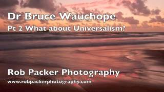 Tree of Knowledge of Good and Evil & Universalism - Dr Bruce Wauchope (Audio Only)
