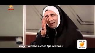 كليپ عيادت دخترالهام چرخنده از خامنه اي خدا رقص زيبا در يوتيوب جوك بيستcomedy khamenei
