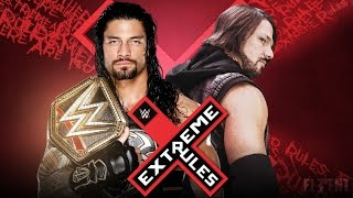 WWE 2K16 - Extreme Rules 2016 Full Show Results - All Matches (WWE 2K16 Highlights)